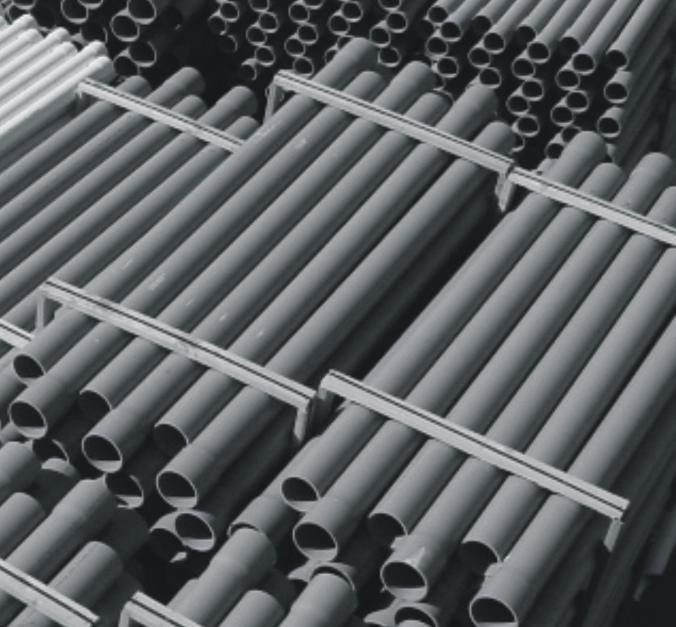 Đùn ống nước PVC